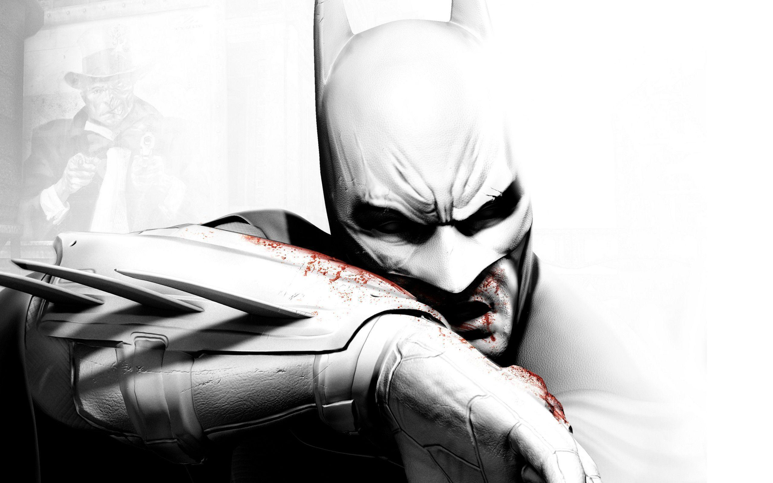 171 Batman Arkham City Wallpapers