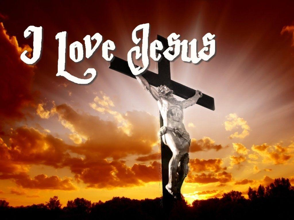 My Name 3d Wallpapers: Jesus Christ On The Cross Wallpapers