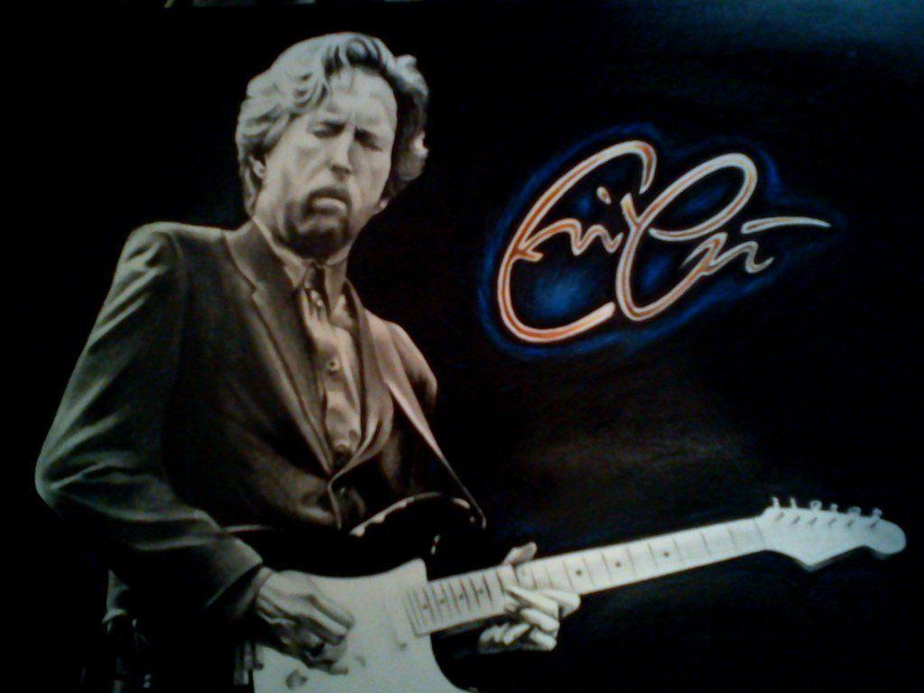 Free Eric Clapton Wallpapers