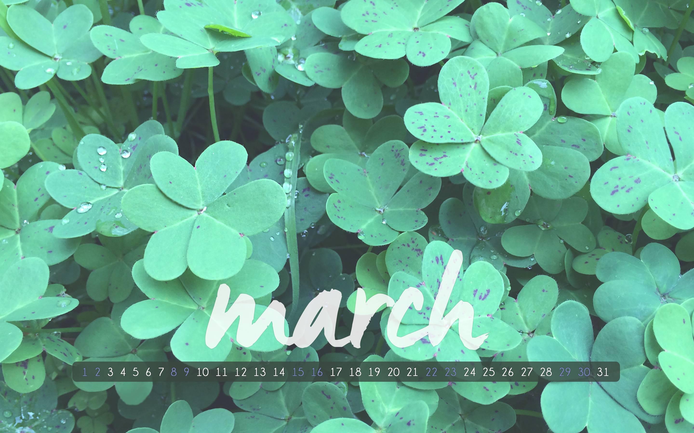 March Desktop Backgrounds