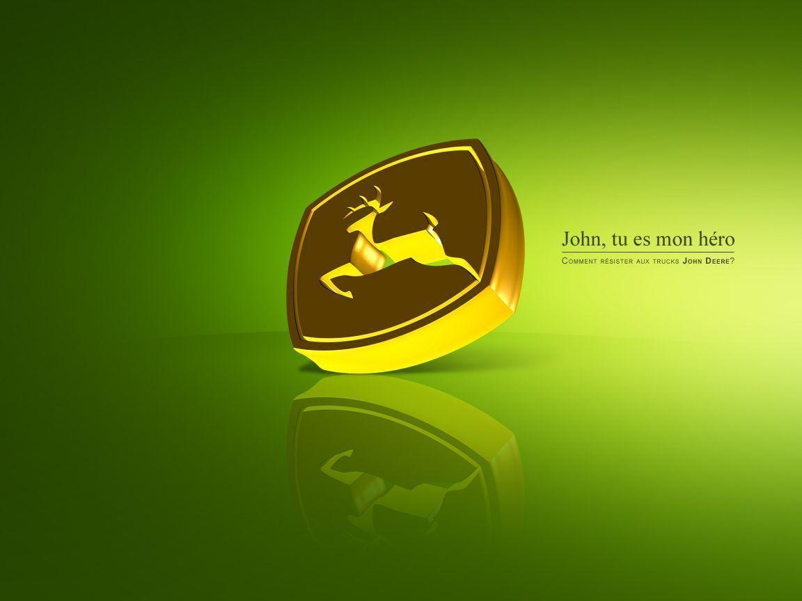 John Deere Logo Wallpapers - Tera Wallpaper