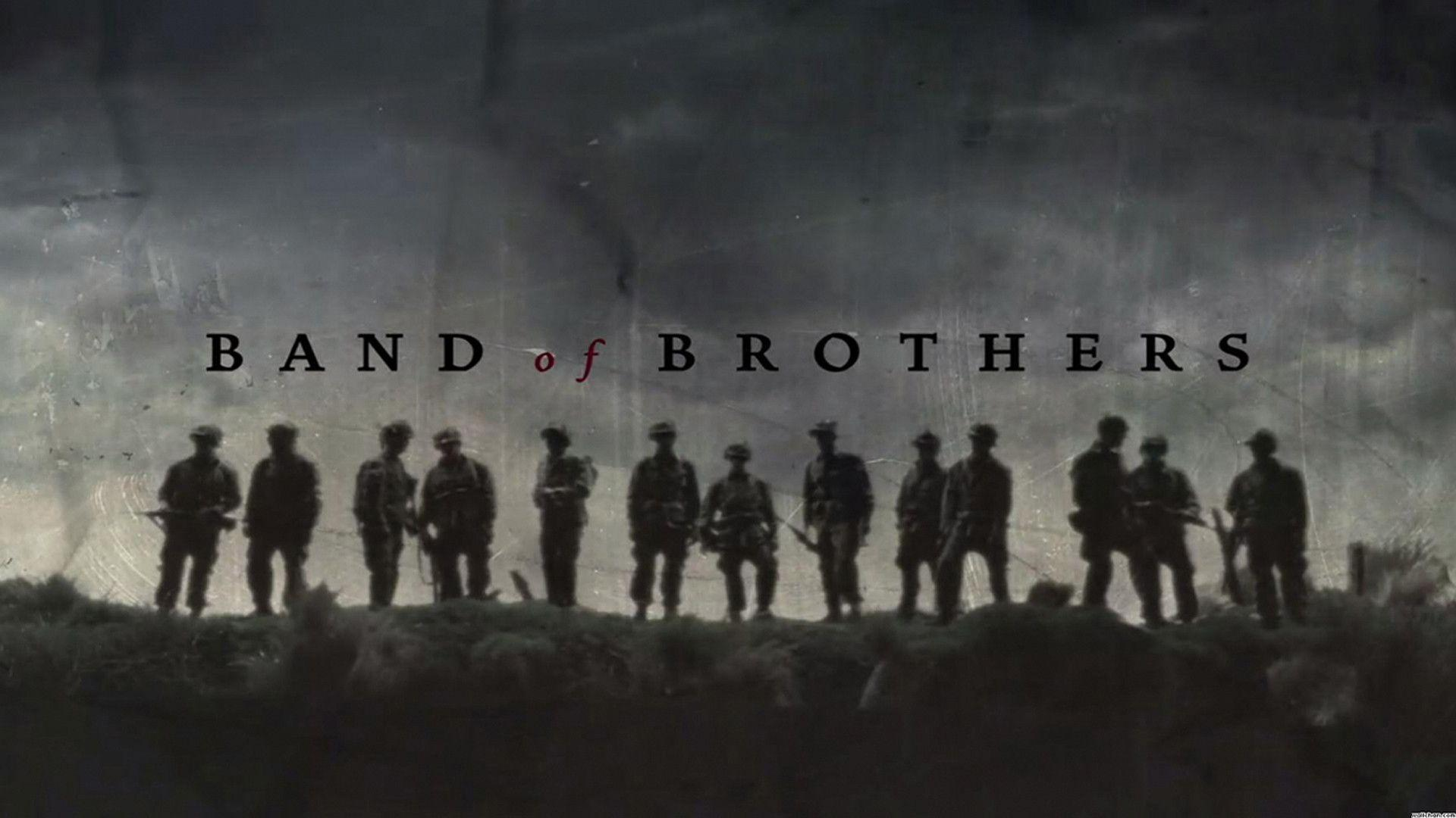 Band Of Brothers HD Wallpaper 1920x1080