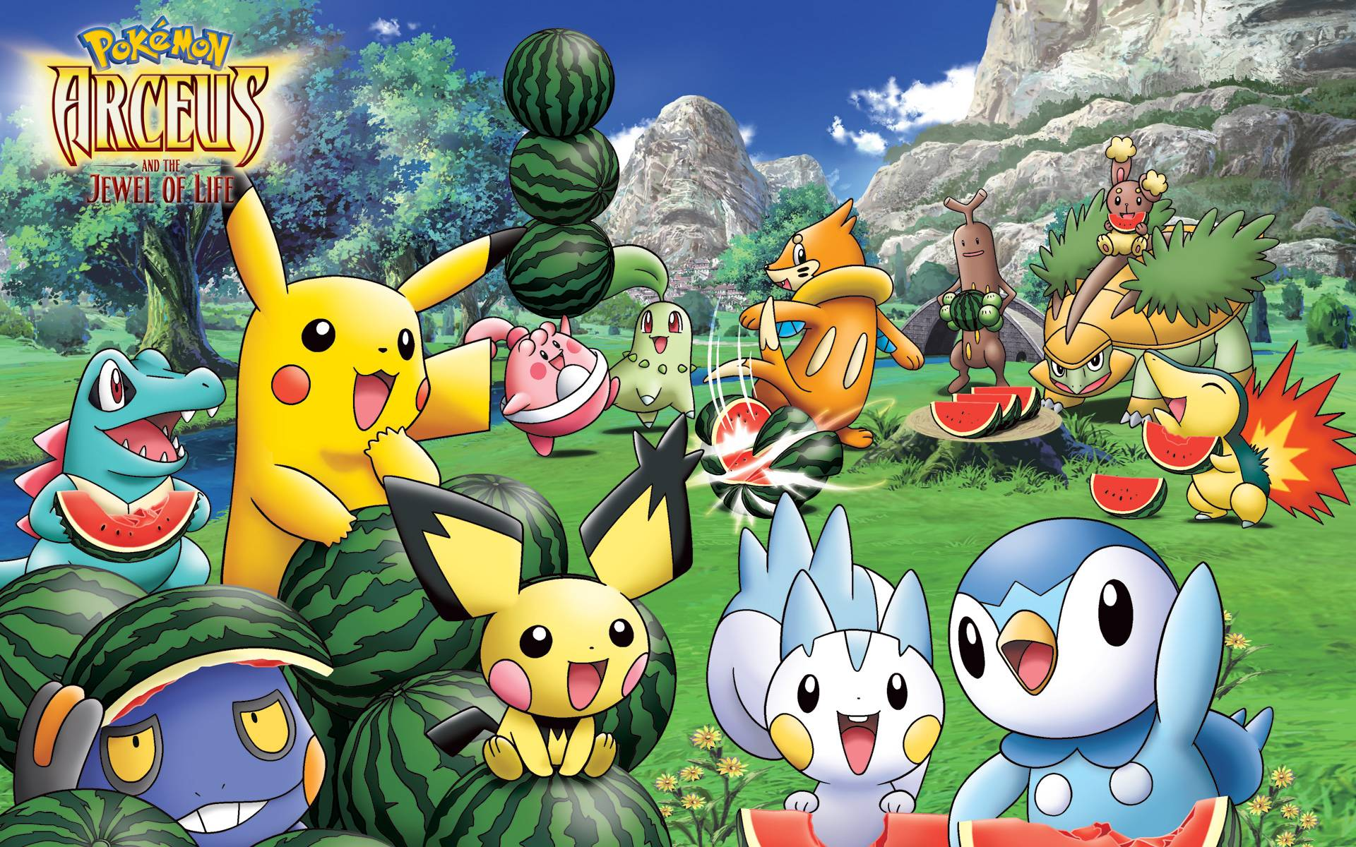 Pokemon Wallpapers For Computer - Wallpaper Cave