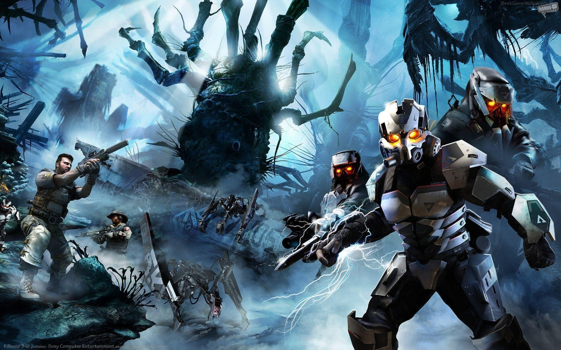 Killzone Wallpapers - Wallpaper Cave