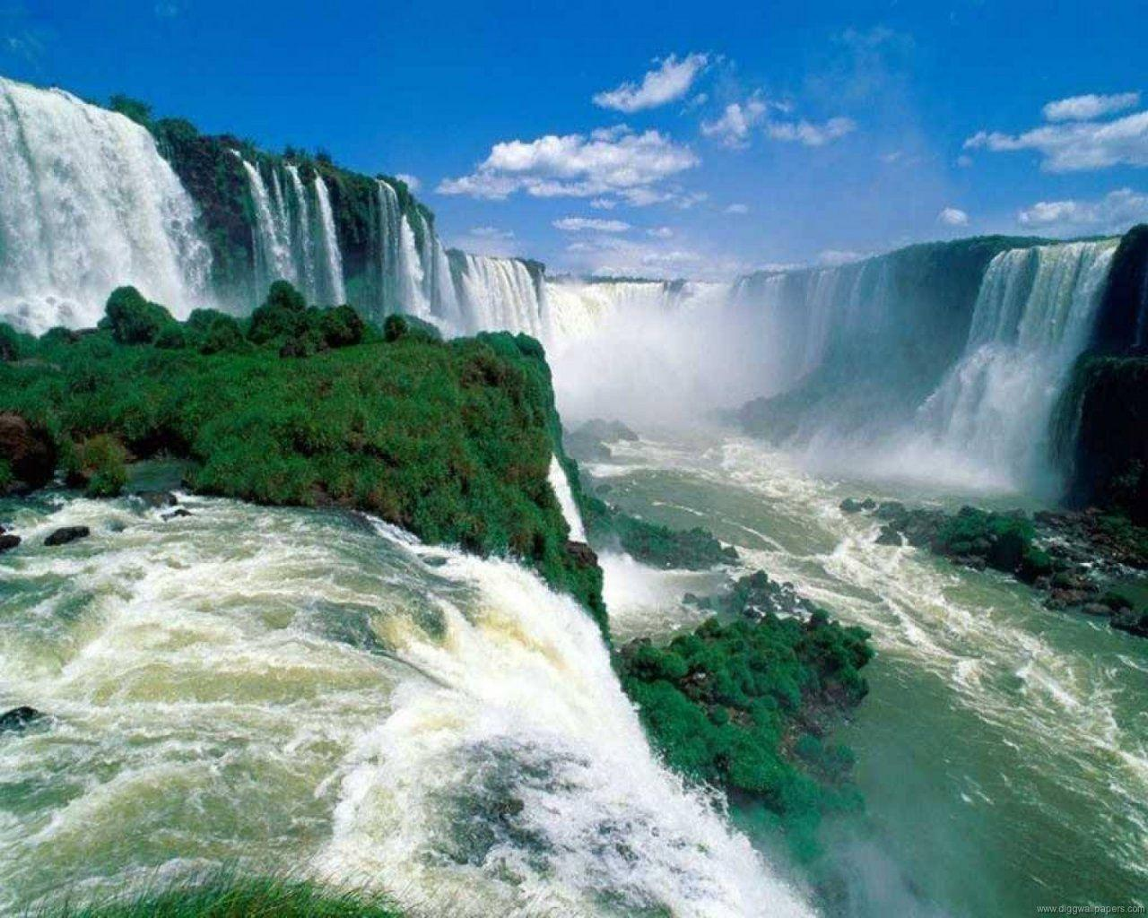 Image For > Victoria Falls Wallpapers