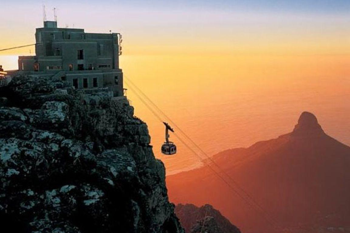 Cape Town City Wallpaper: Table Mountain Wallpapers