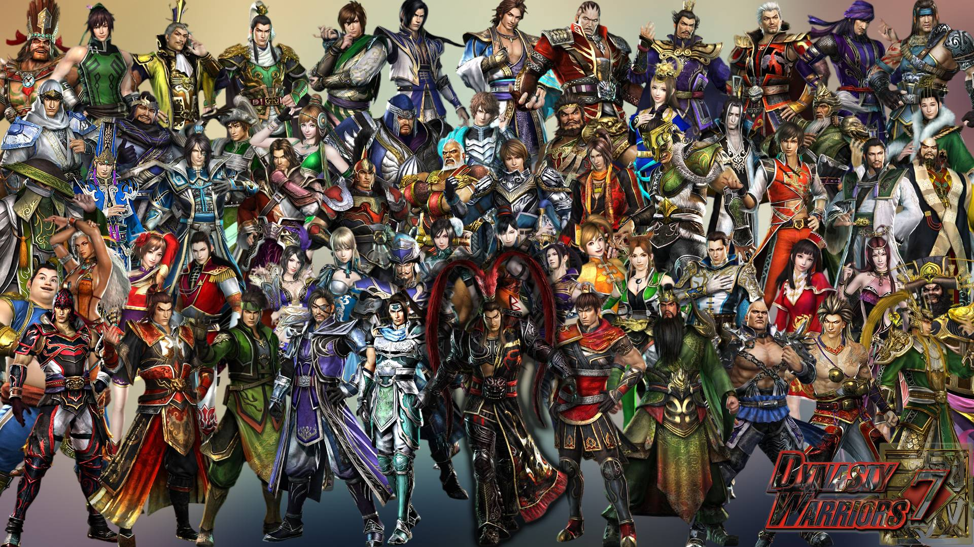 Dynasty warriors wallpapers wallpaper cave New all hd video