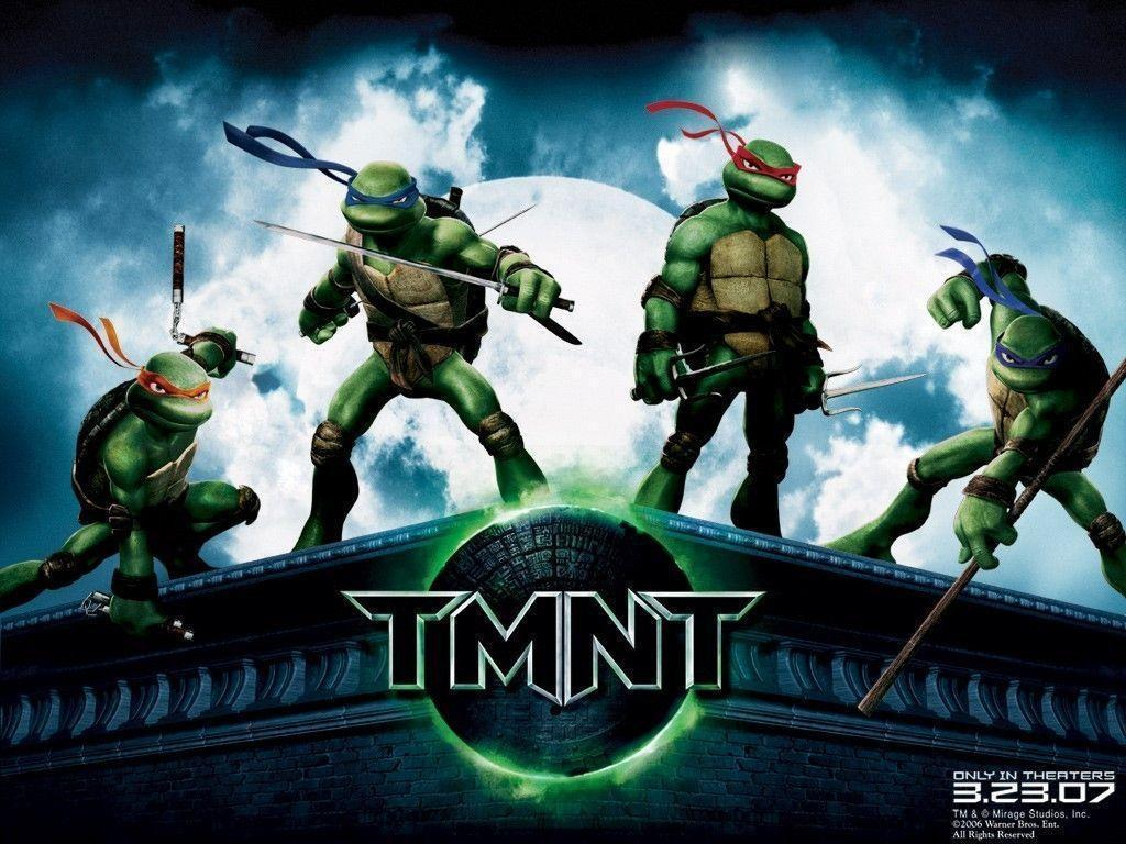 Teenage Mutant Ninja Turtles Wallpapers Wallpaper Cave