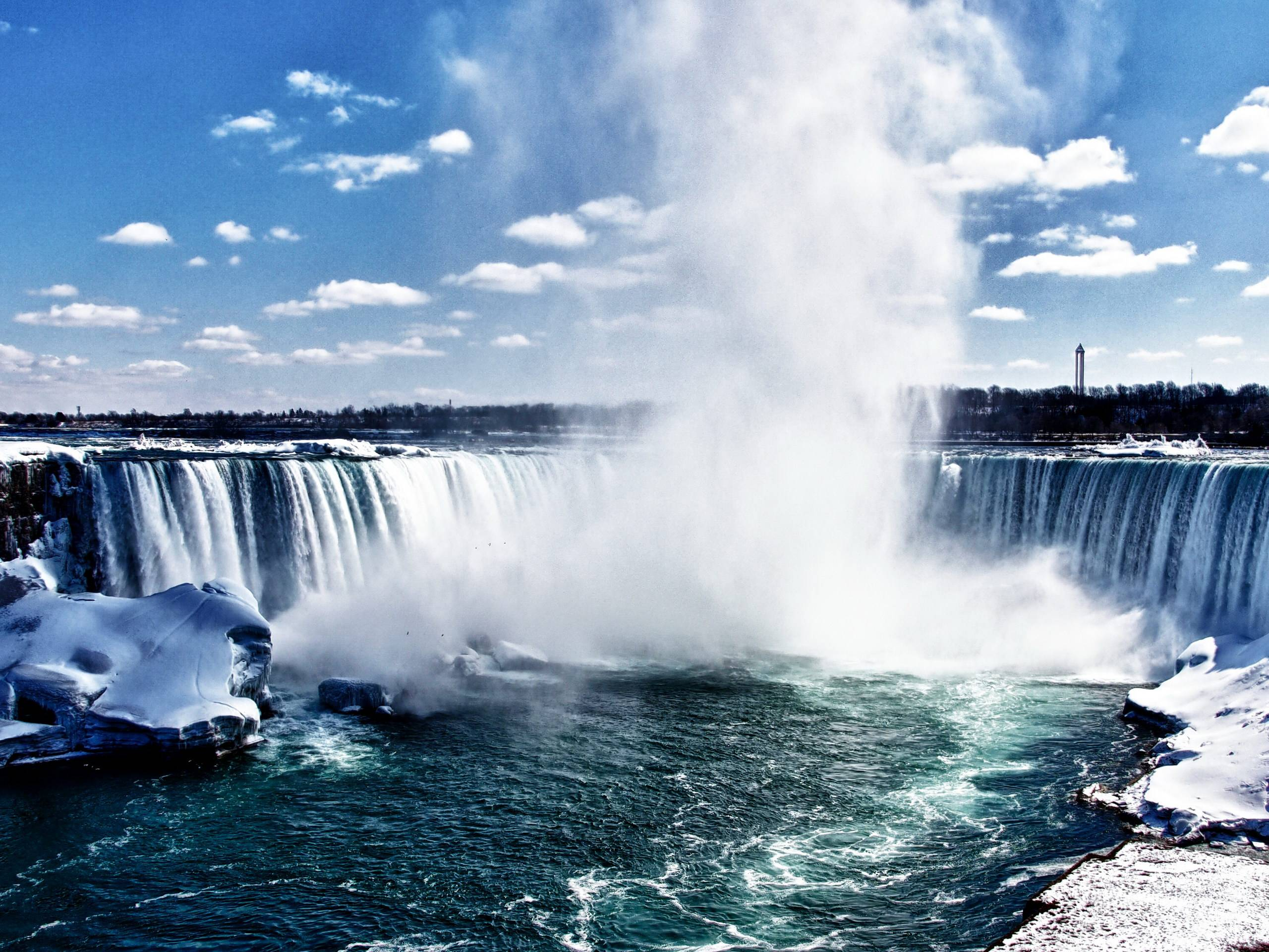 Niagara Falls Backgrounds - Wallpaper Cave