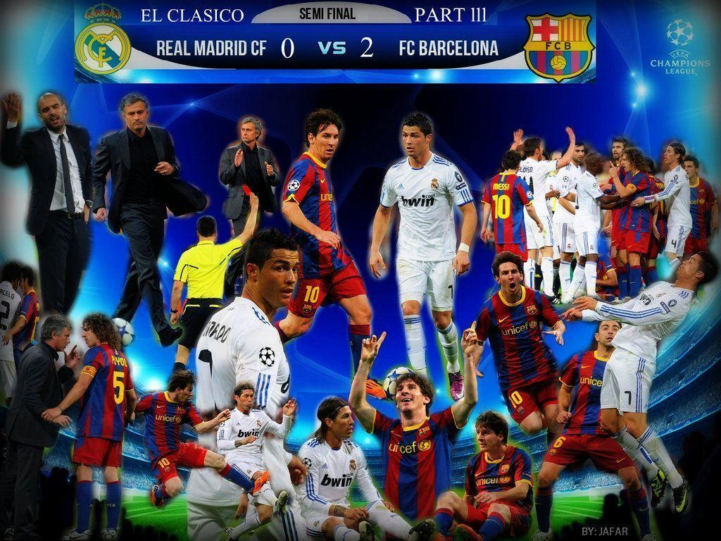 Wallpapers Barcelona Vs Real Madrid Wallpapers