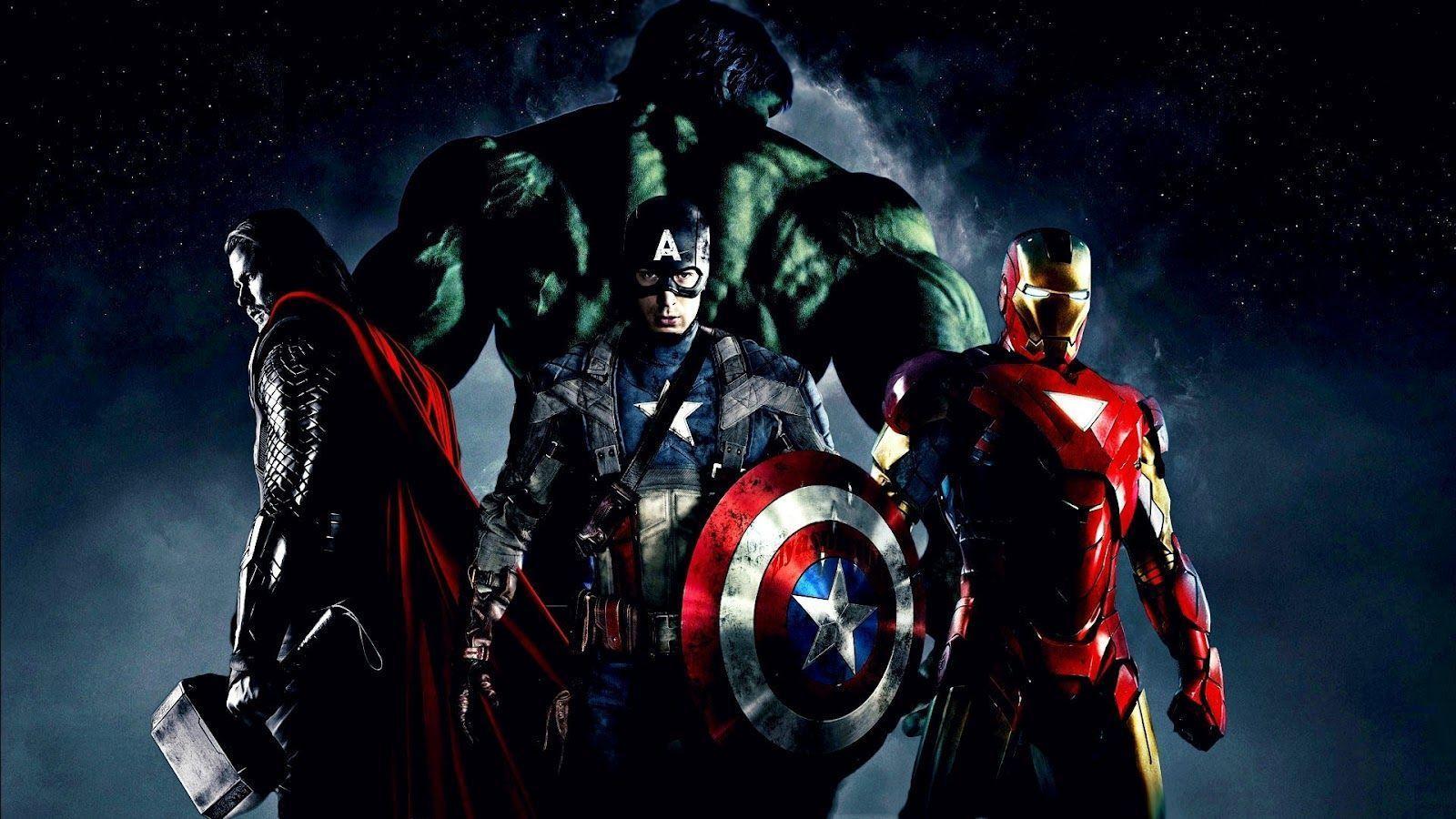 Wallpapers For > Iron Man Avengers Wallpaper Hd