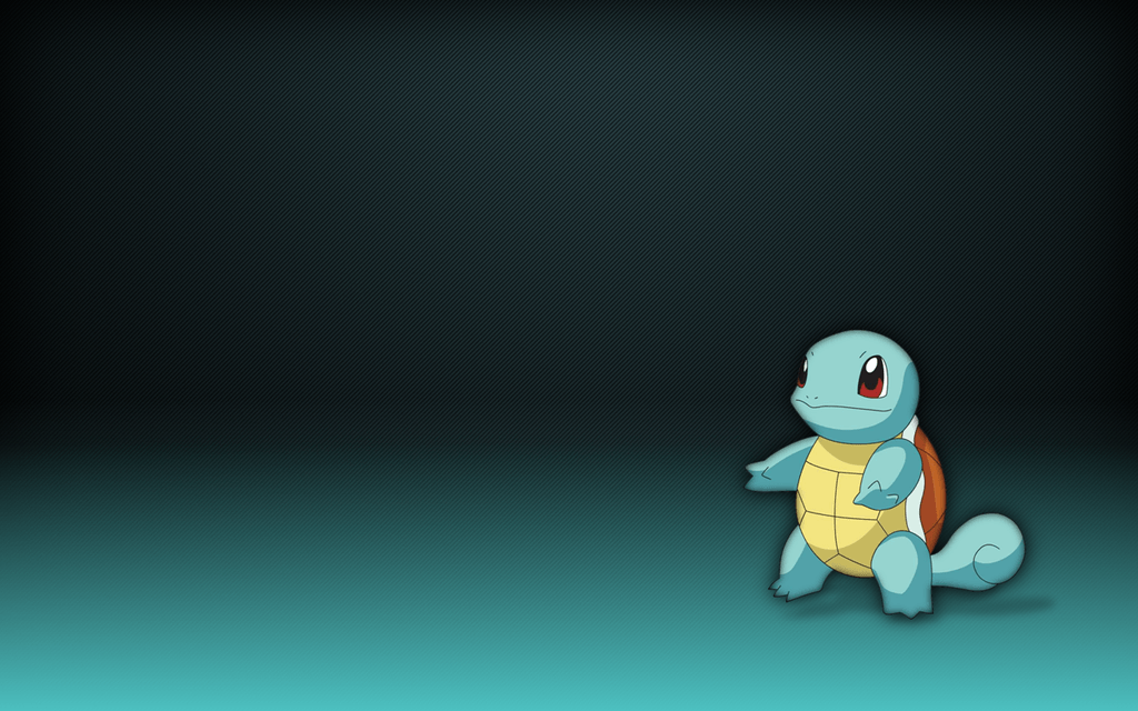 Squirtle Wallpaper Hd