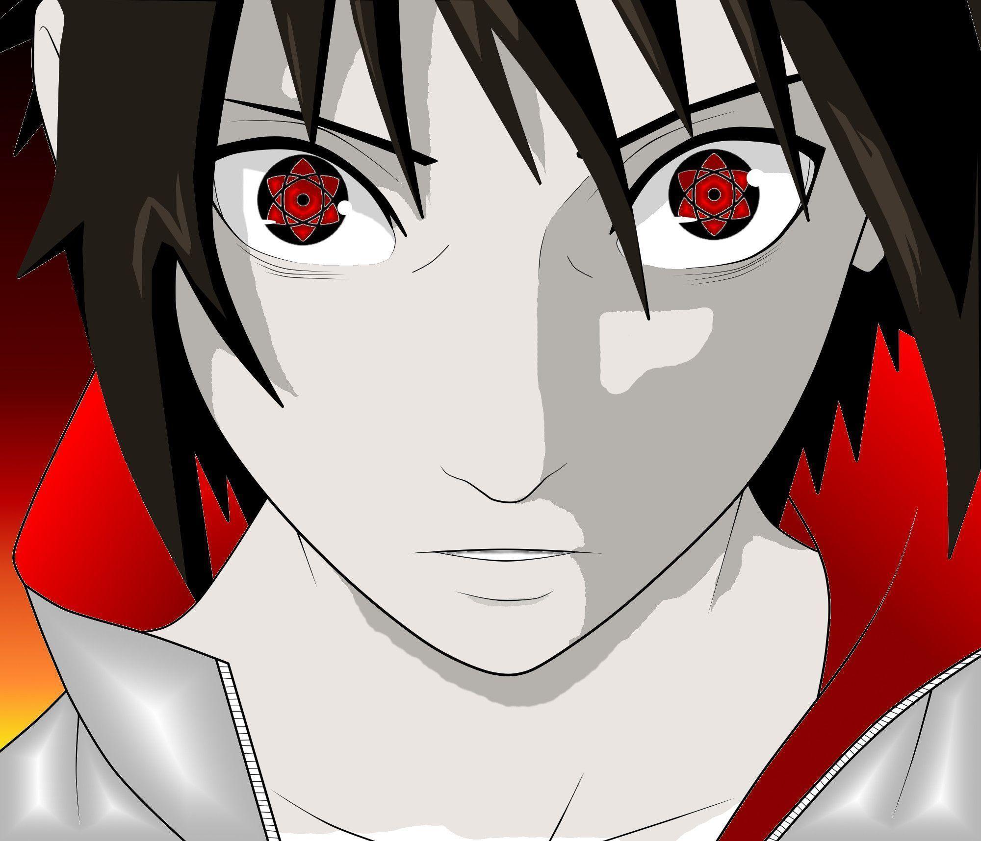 sasuke s sharingan wallpaper - photo #35