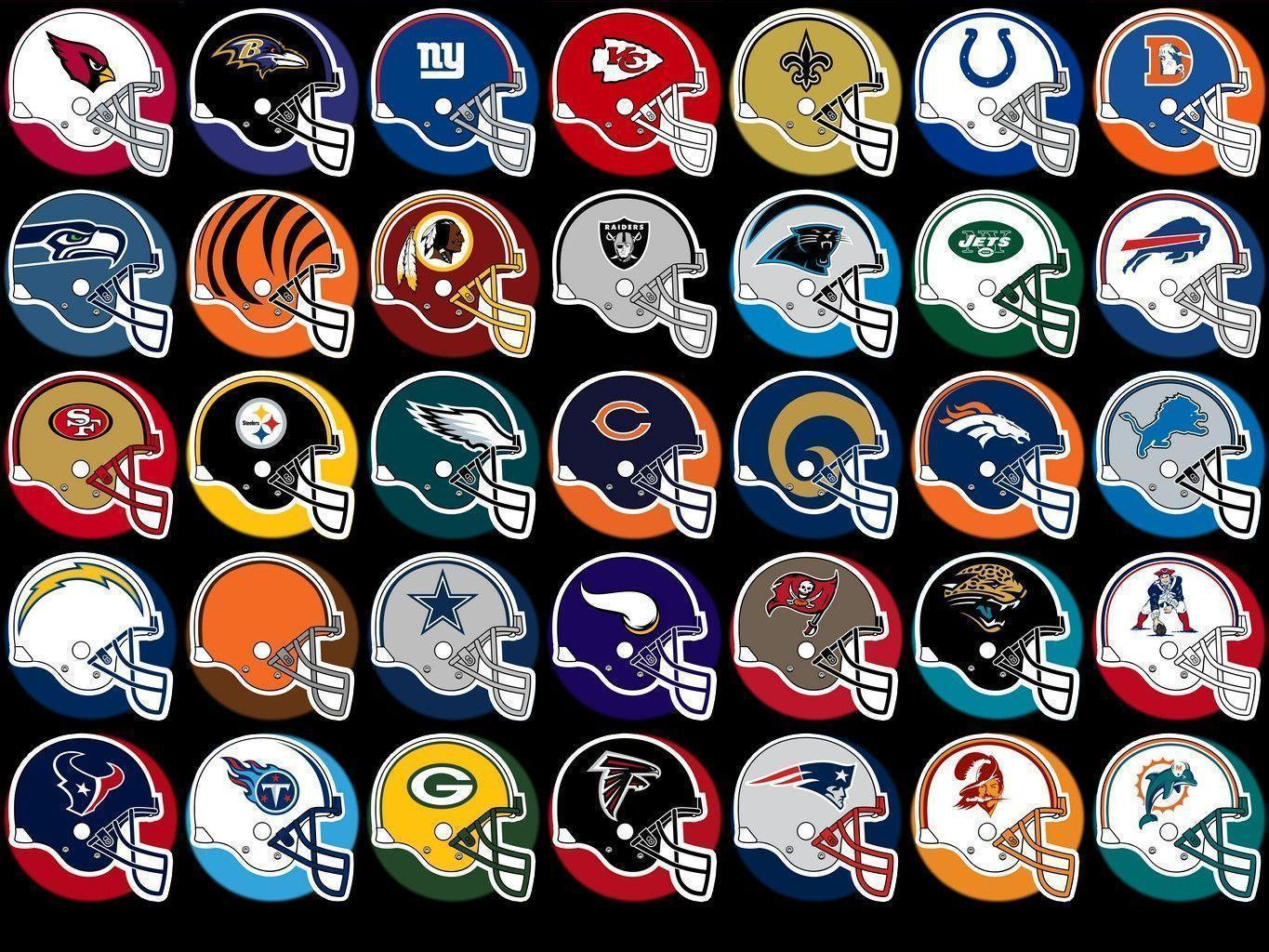 Bewitching image with regard to printable nfl logos