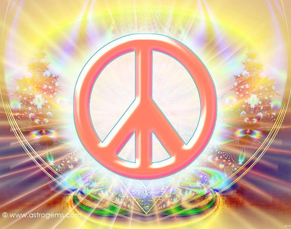 Peace Sign Desktop Backgrounds - Wallpaper Cave