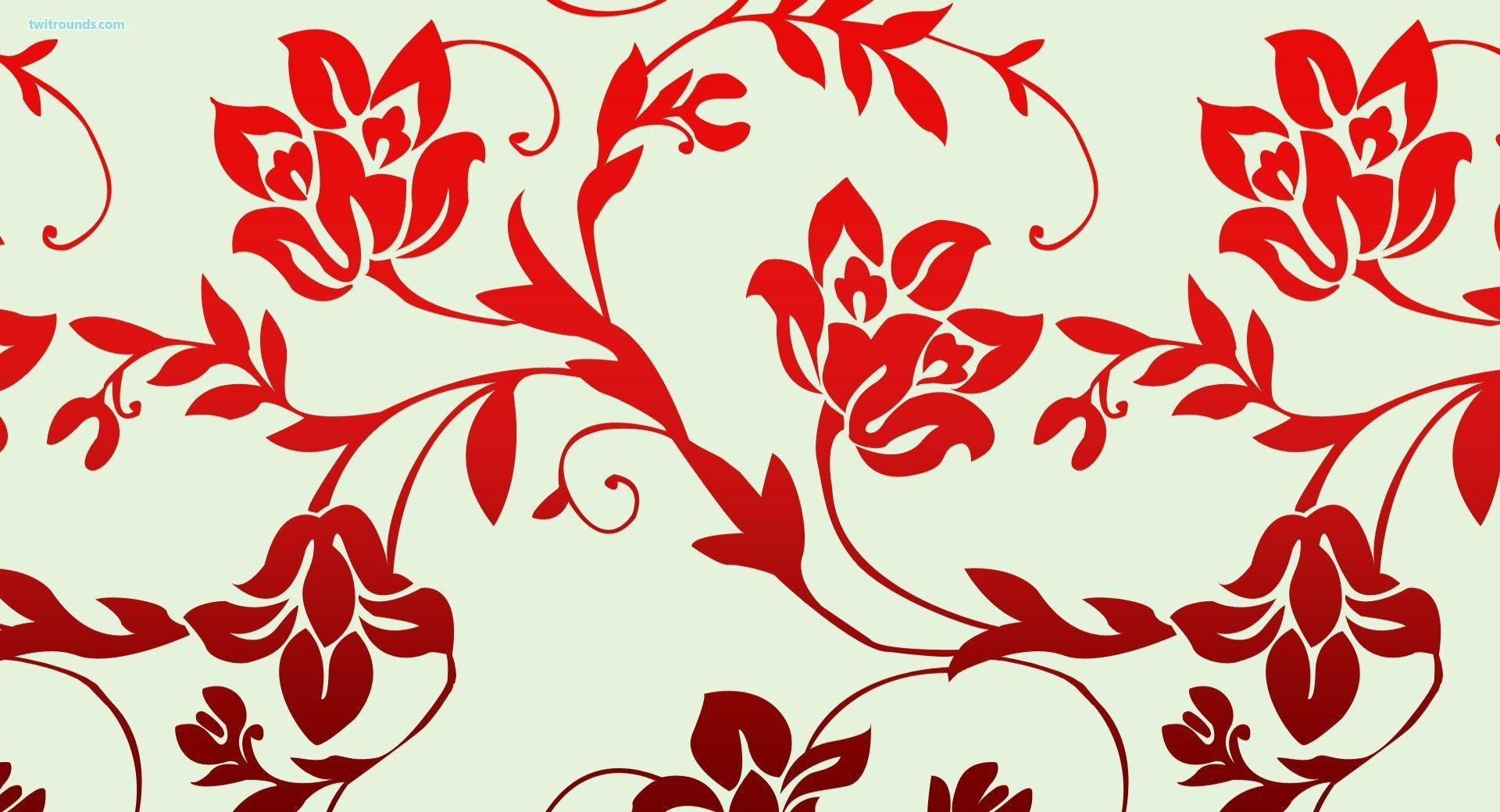 Red Flower Backgrounds - Wallpaper Cave