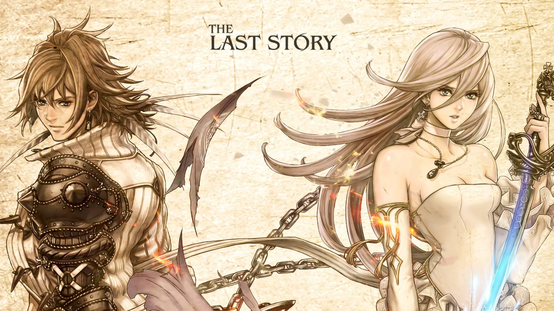 The Last Story first English screenshots
