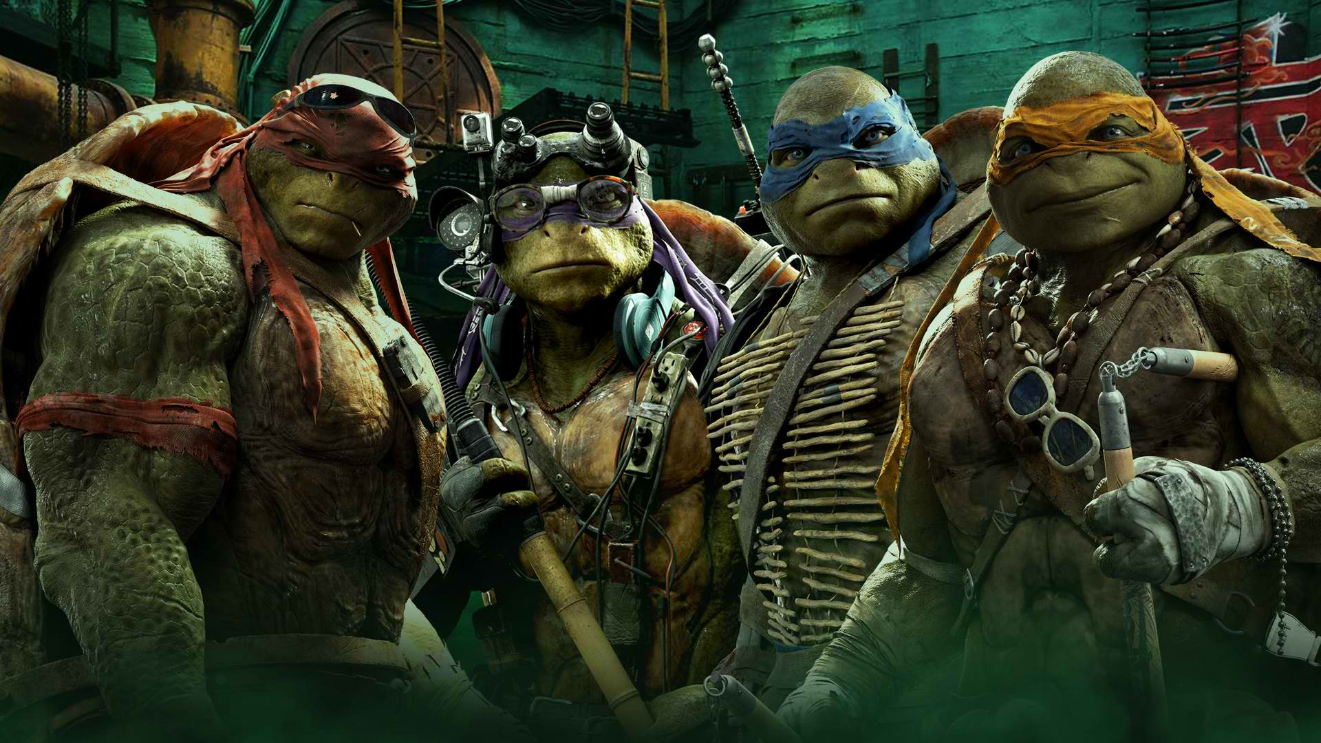 Teenage Mutant Ninja Turtles Wallpapers Wallpaper