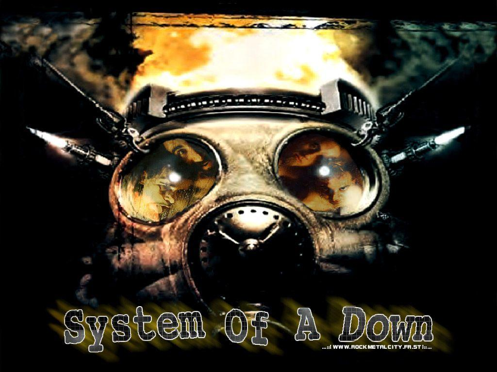 System of a Down - Toxicity + Wallpapers and Information - Socialphy