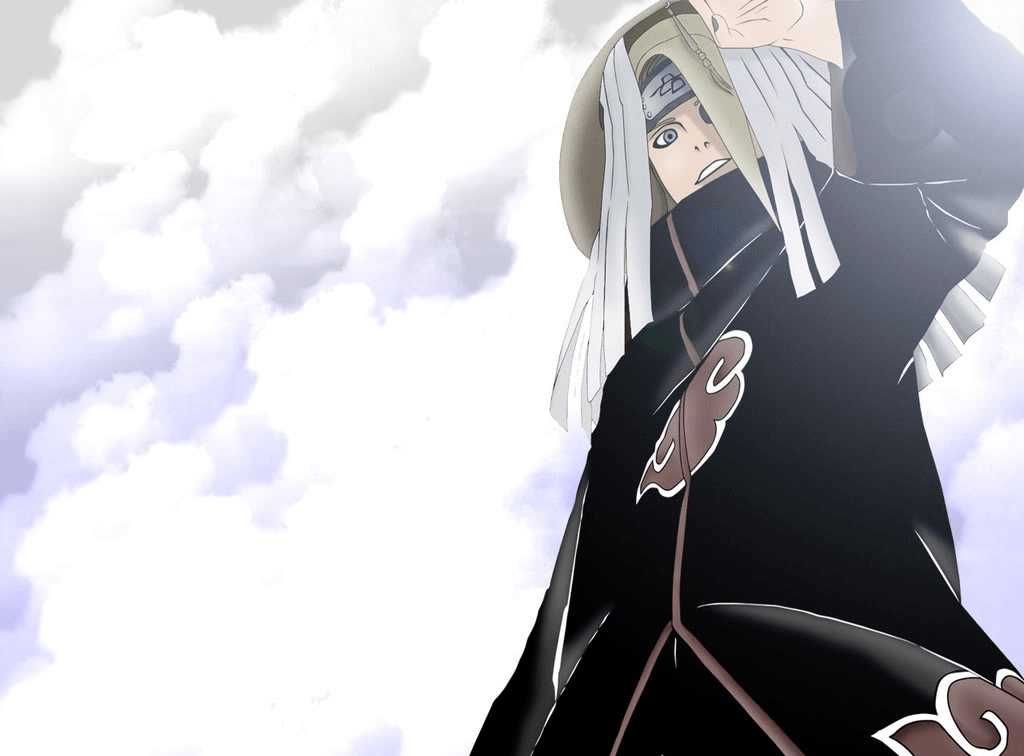 deidara wallpaper by ilacirjr - photo #4