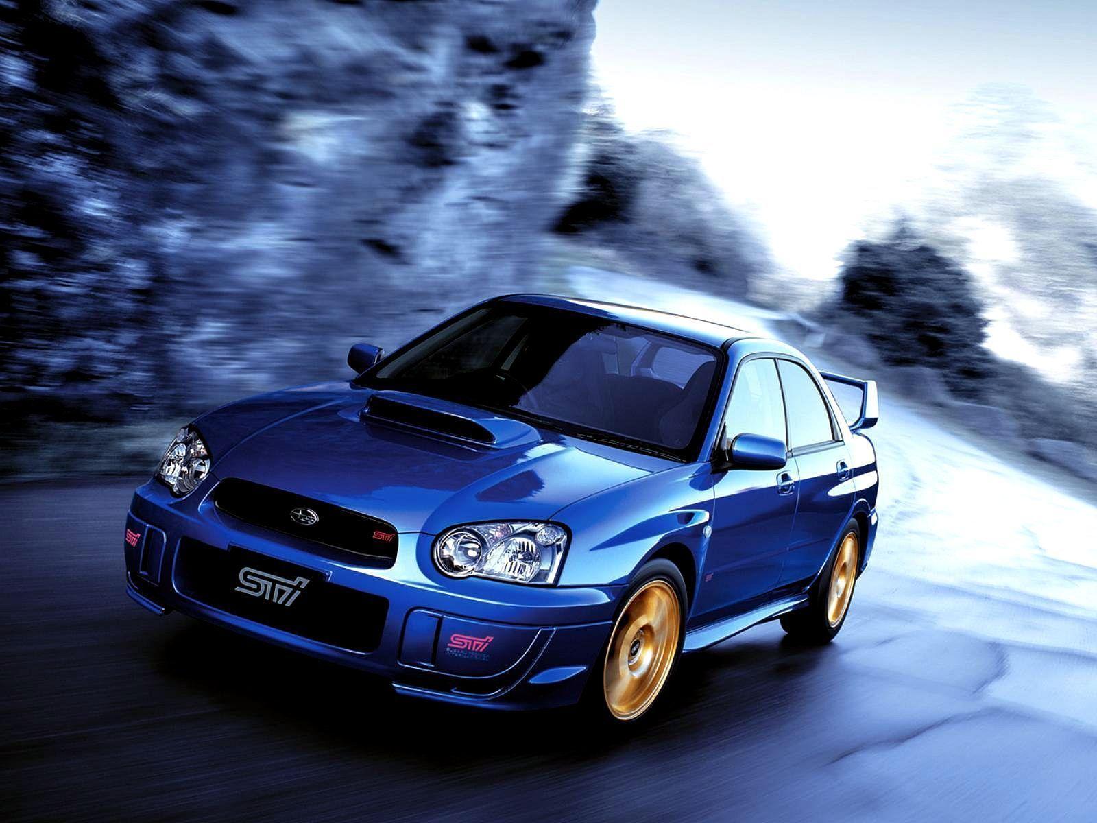 Modp Subaru Impreza Sti Chevrolet El Camino Hd Wallpaper