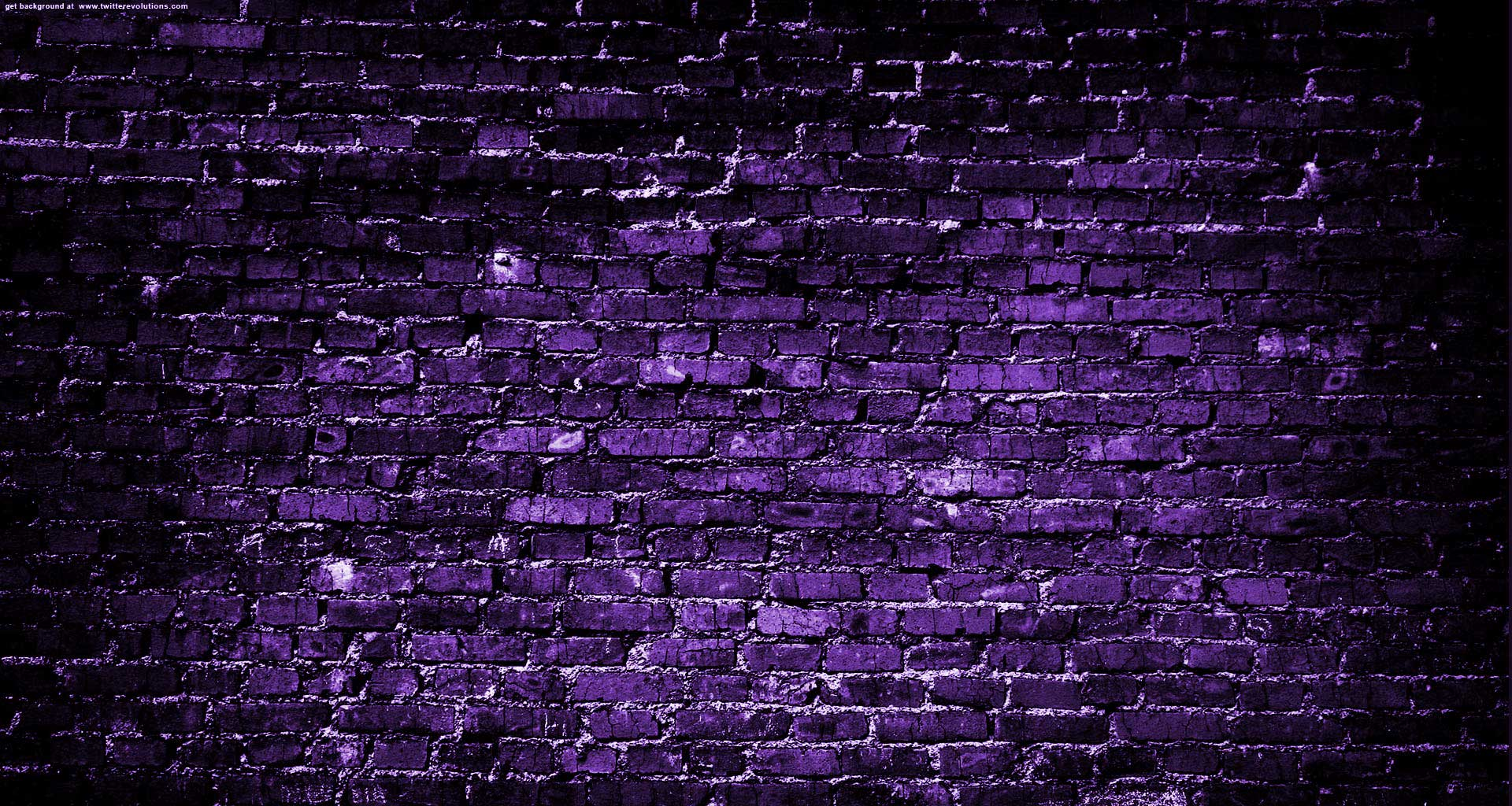 Purple brick wall the image kid has it for Purple wallpaper for walls