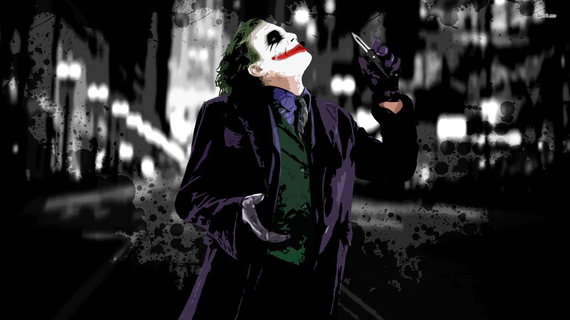 Joker Wallpapers Dark Knight Wallpaper