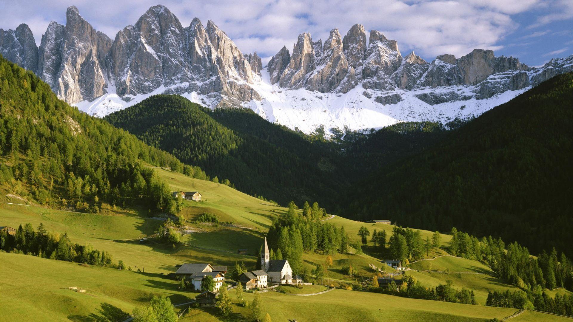 Beautiful Mountains Wallpapers Desktop