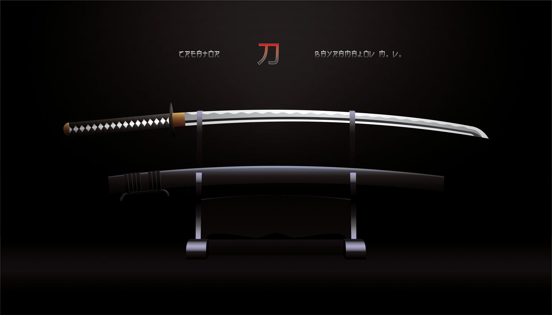 samurai katana wallpaper hd - photo #13