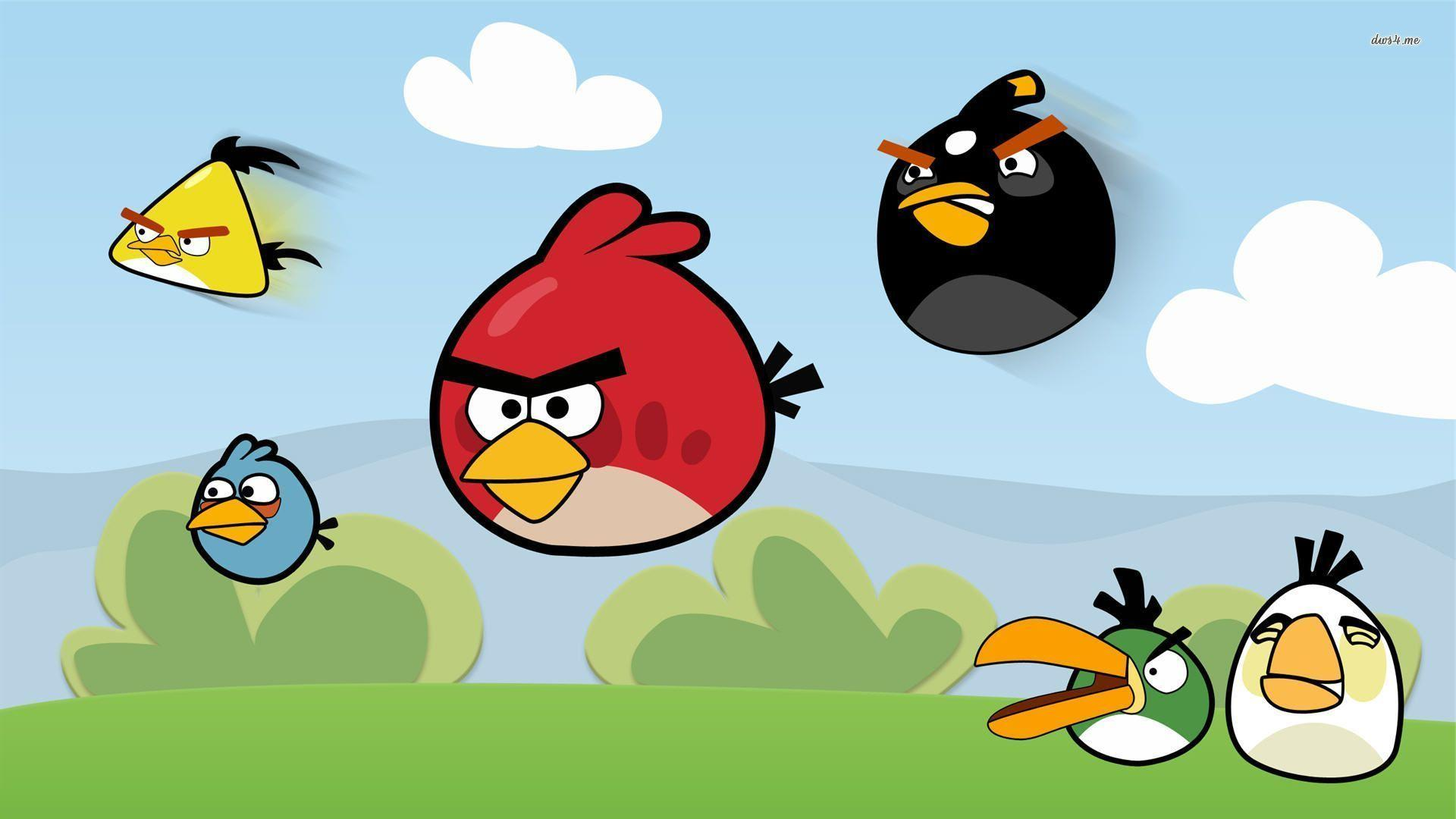 angry birds wallpaper 10 - photo #8