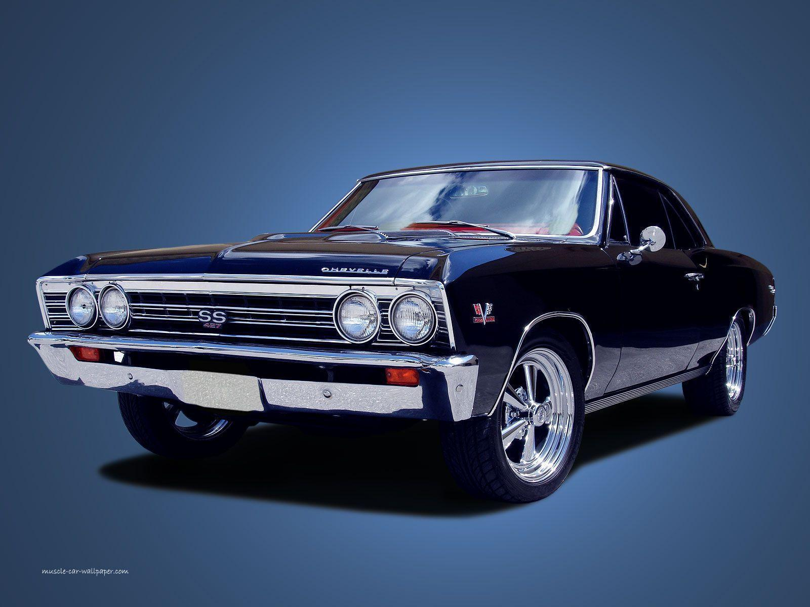 Muscle Cars Wallpapers High Resolution - 161.8KB