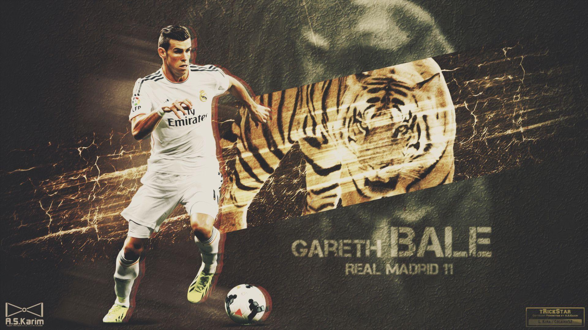 2014 Gareth Bale HD Wallpapers | HD Wallpapers Store