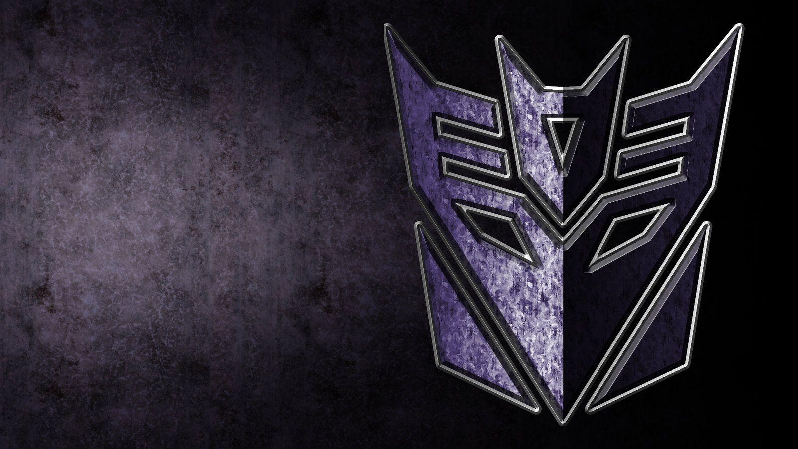 decepticon logo wallpapers wallpaper cave