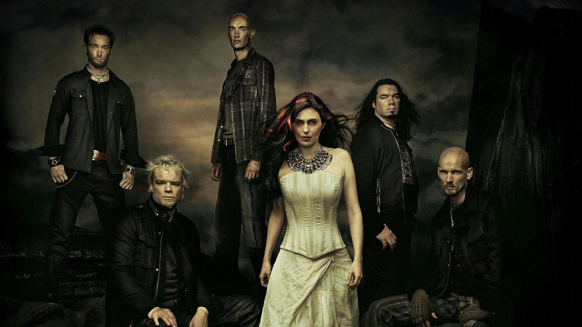 Within Temptation Computer Wallpapers, Desktop Backgrounds