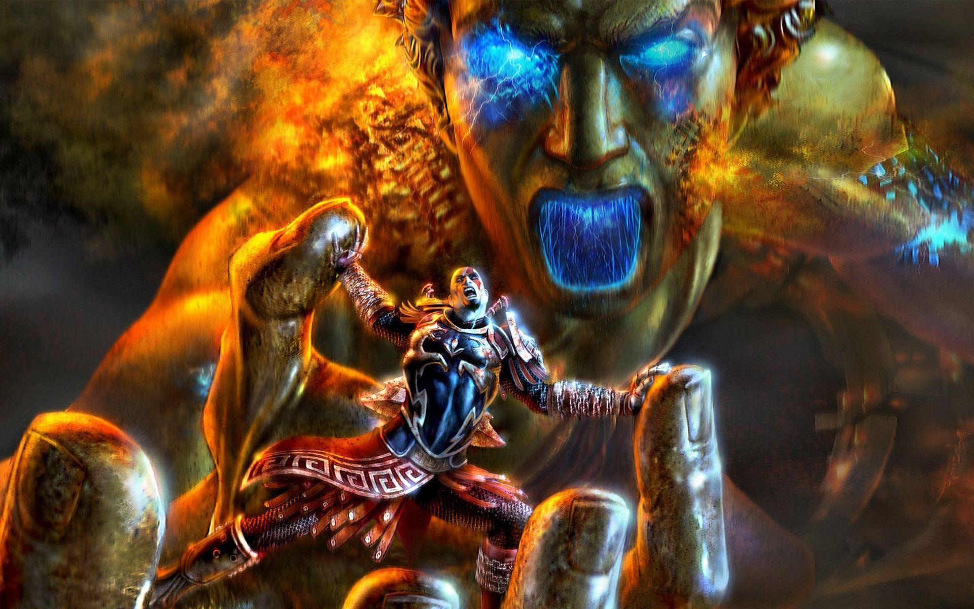 God Of War 2 HD Wallpapers