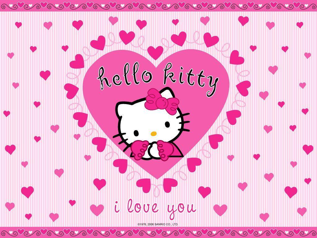 pictures of hello kitty wallpapers wallpaper cave