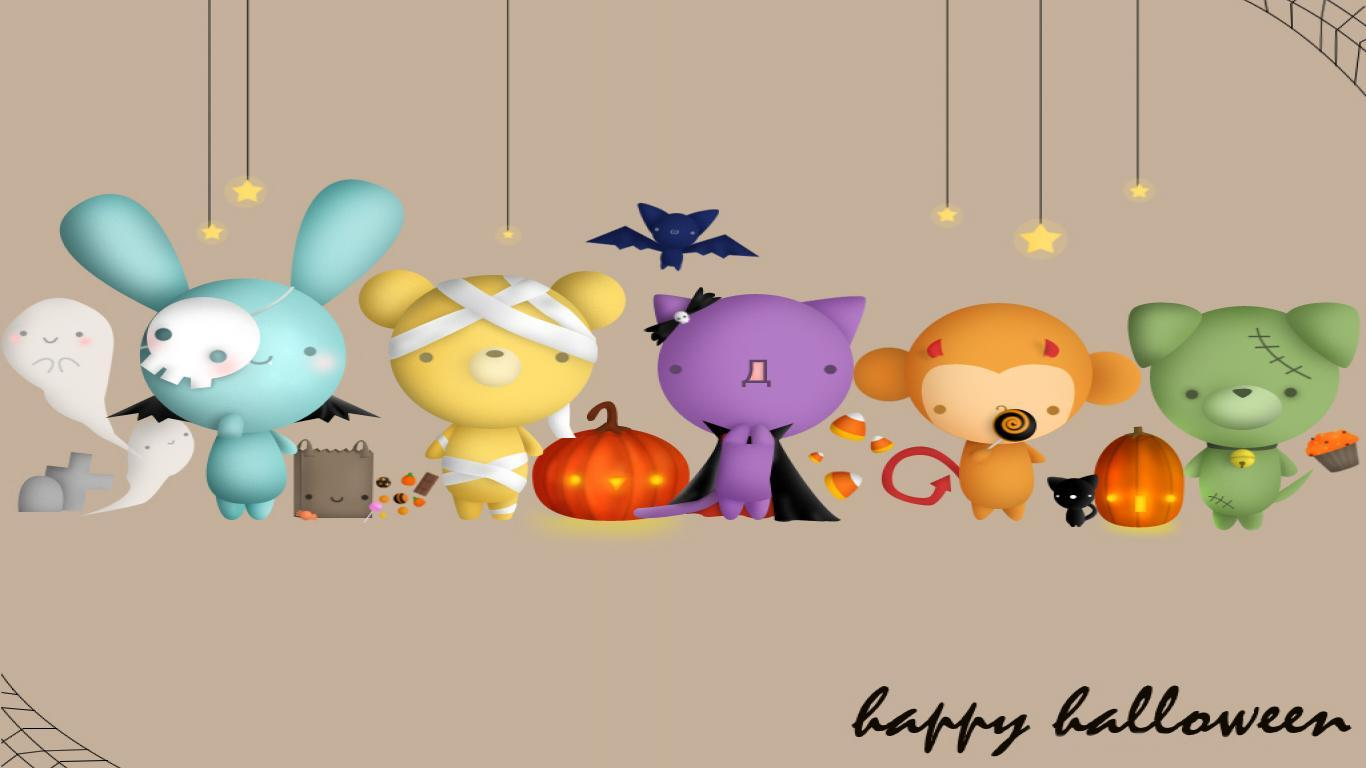 cute halloween wallpaper - photo #46