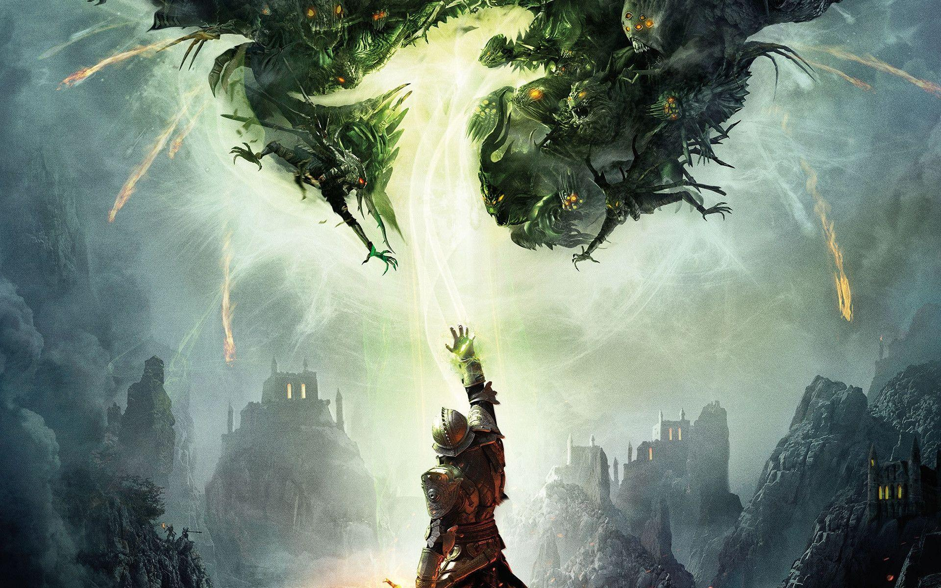 Dragon Age Wallpapers - Wallpaper Cave