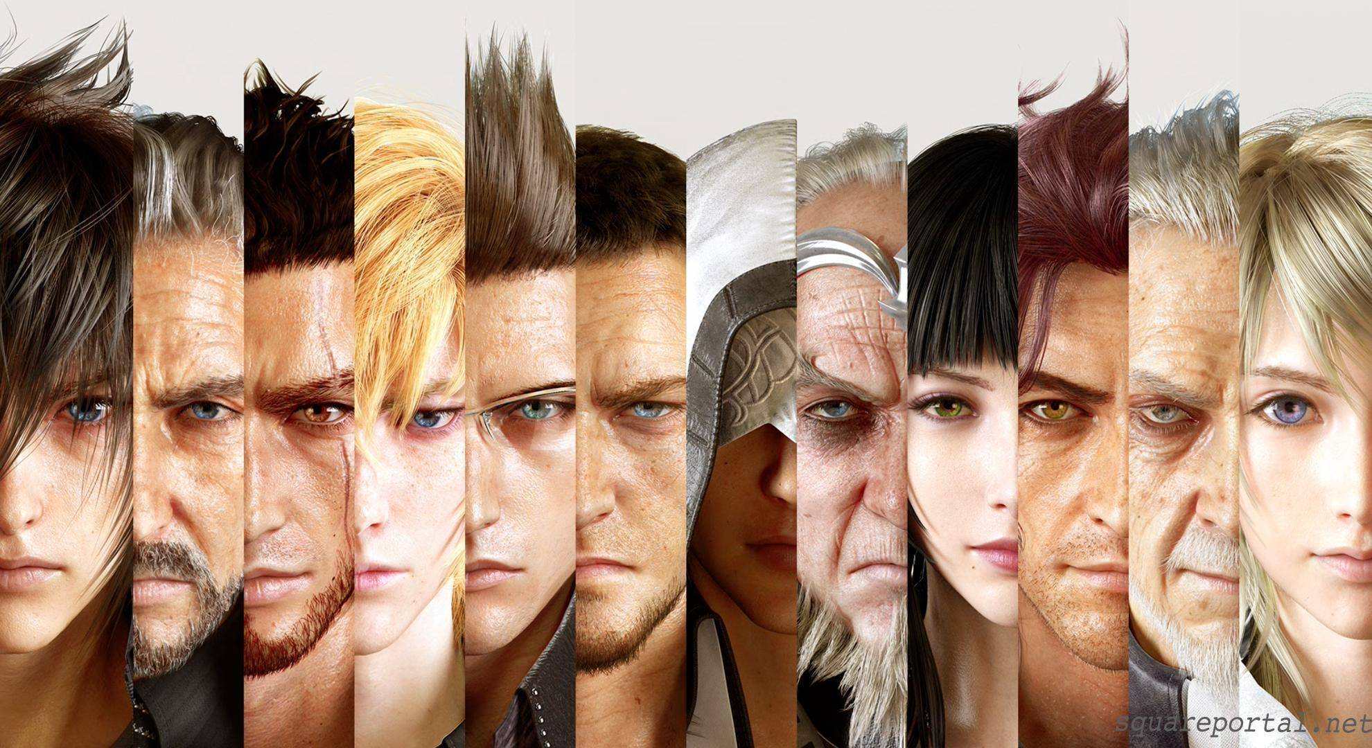 Final Fantasy Wallpapers 1080p - Wallpaper Cave