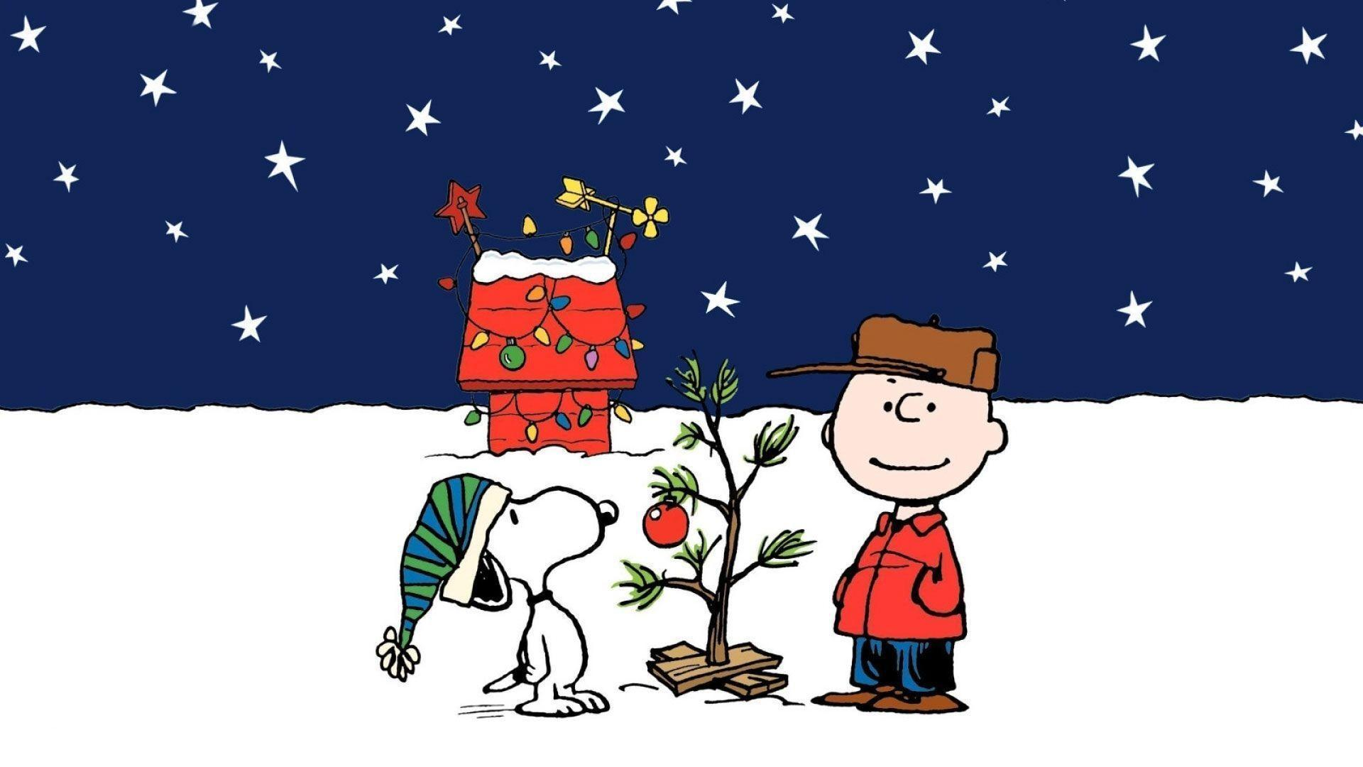 Peanuts Christmas Wallpapers