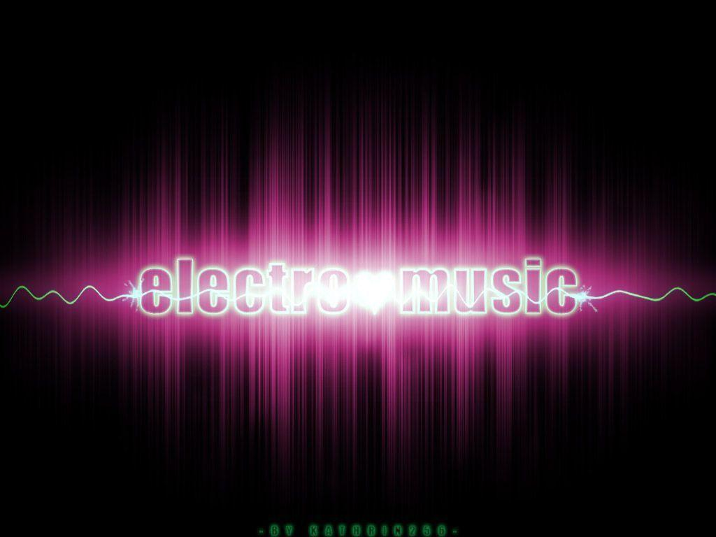 Wallpapers For > Electro Music Wallpaper