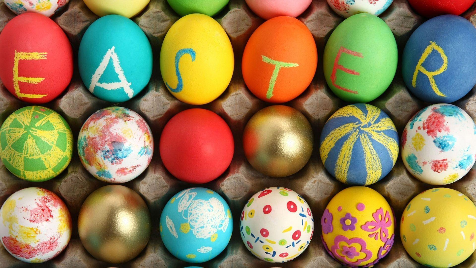 Easter Wallpaper - Events Desktop Wallpaper