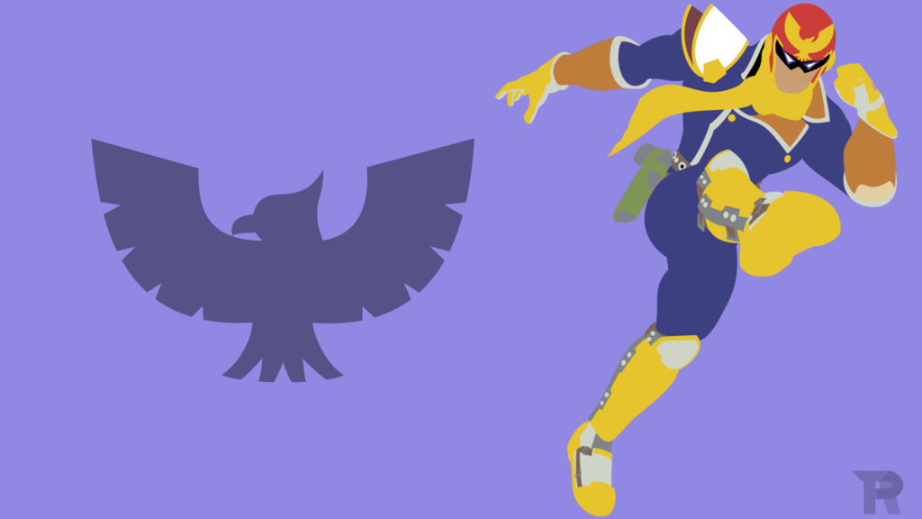 Captain Falcon Wallpapers Wallpaper Cave