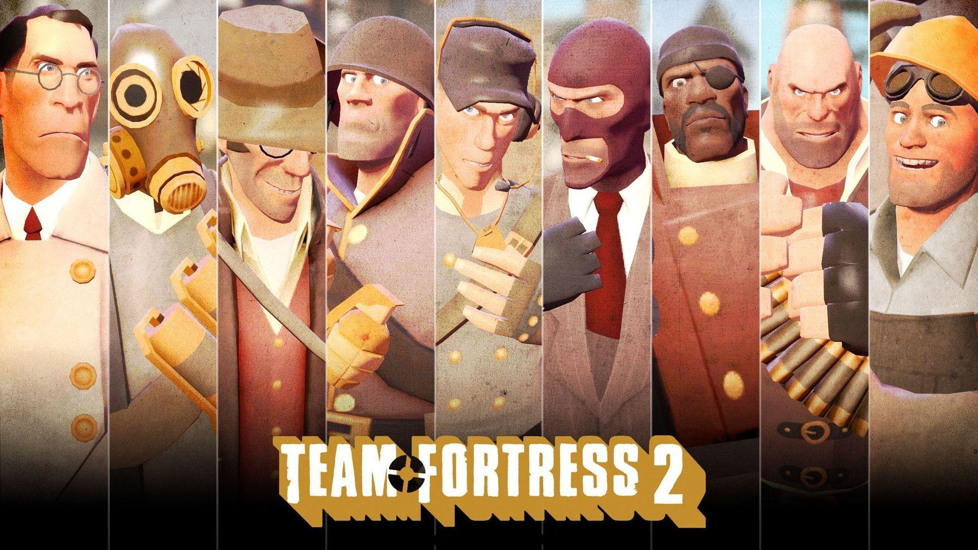 Team Fortress 2 Wallpapers 5 Wallpapers