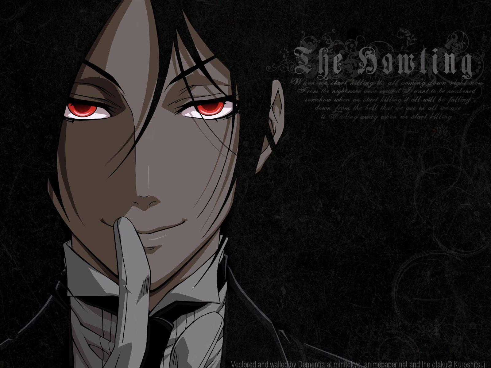 Black Butler Sebastian Wallpaper Images & Pictures - Becuo