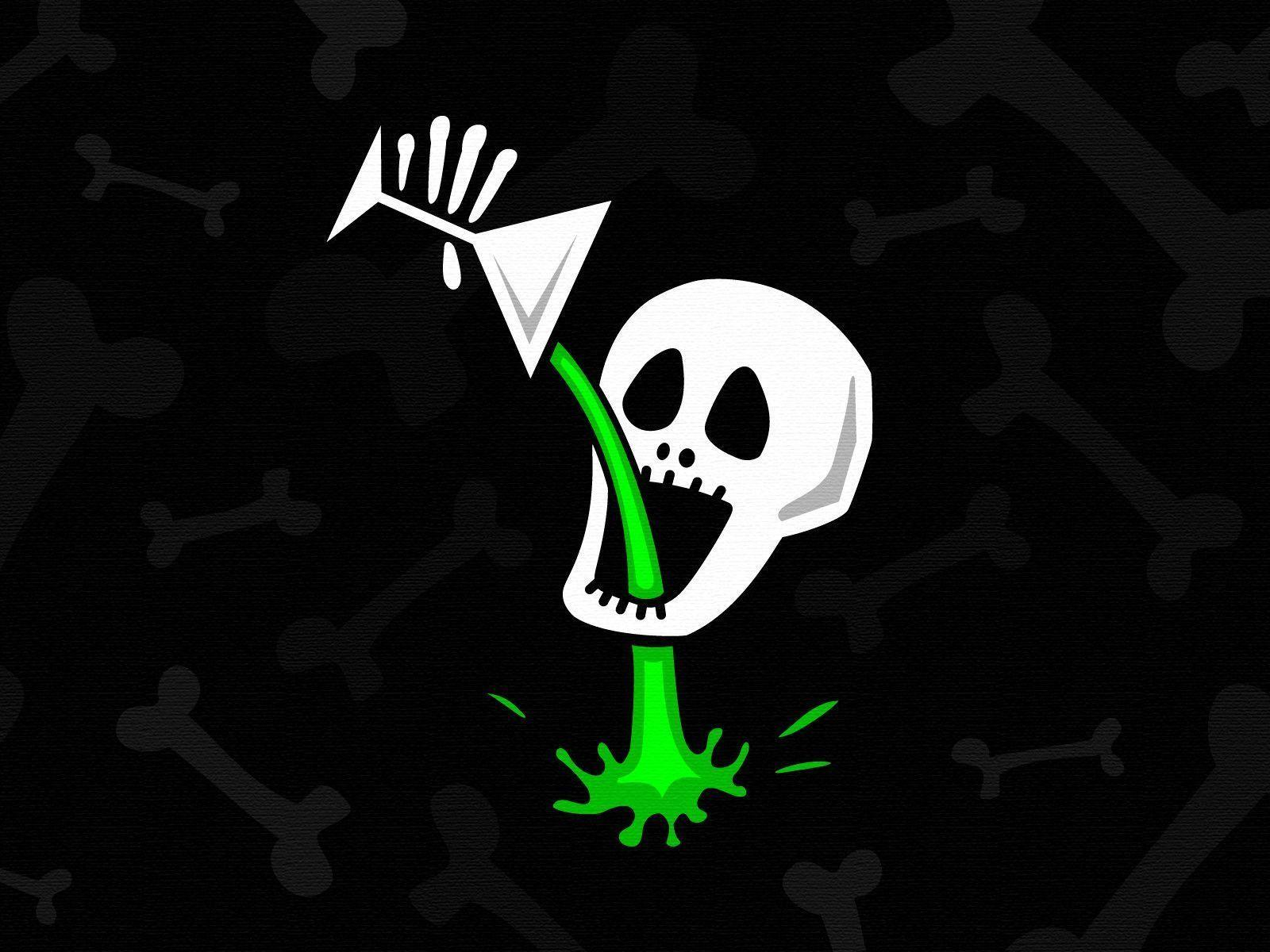 free skull desktop wallpapers wallpaper cave