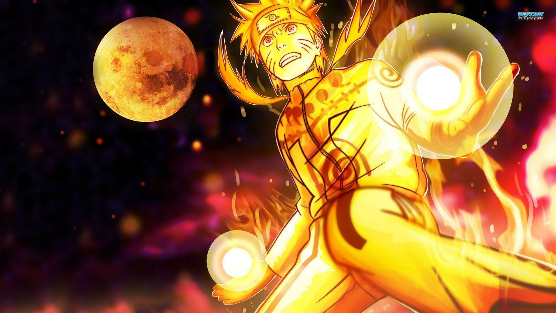 Wallpapers For > Naruto Kyuubi Wallpapers 1920x1080