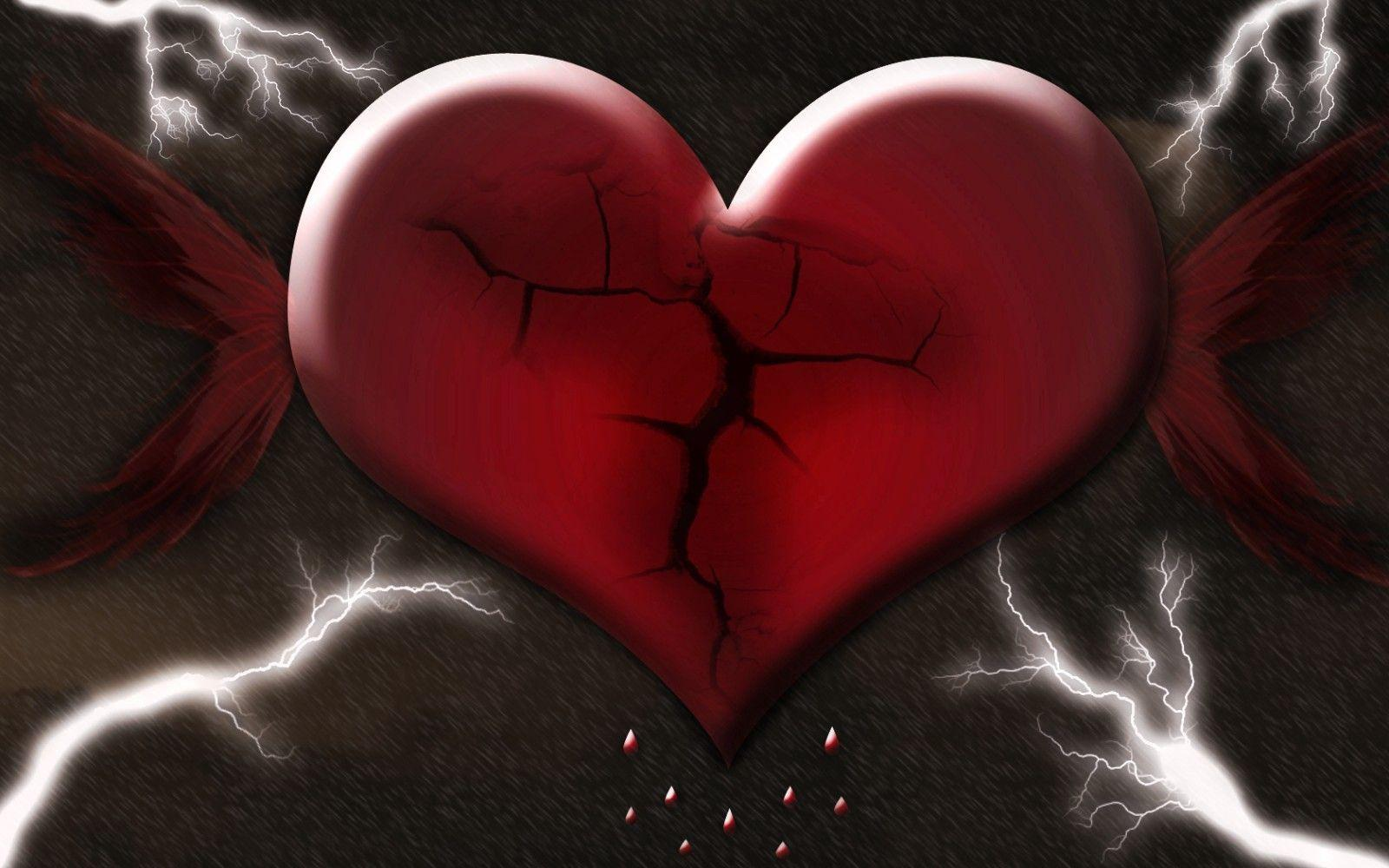 Broken Heart Wallpapers - Wallpaper Cave