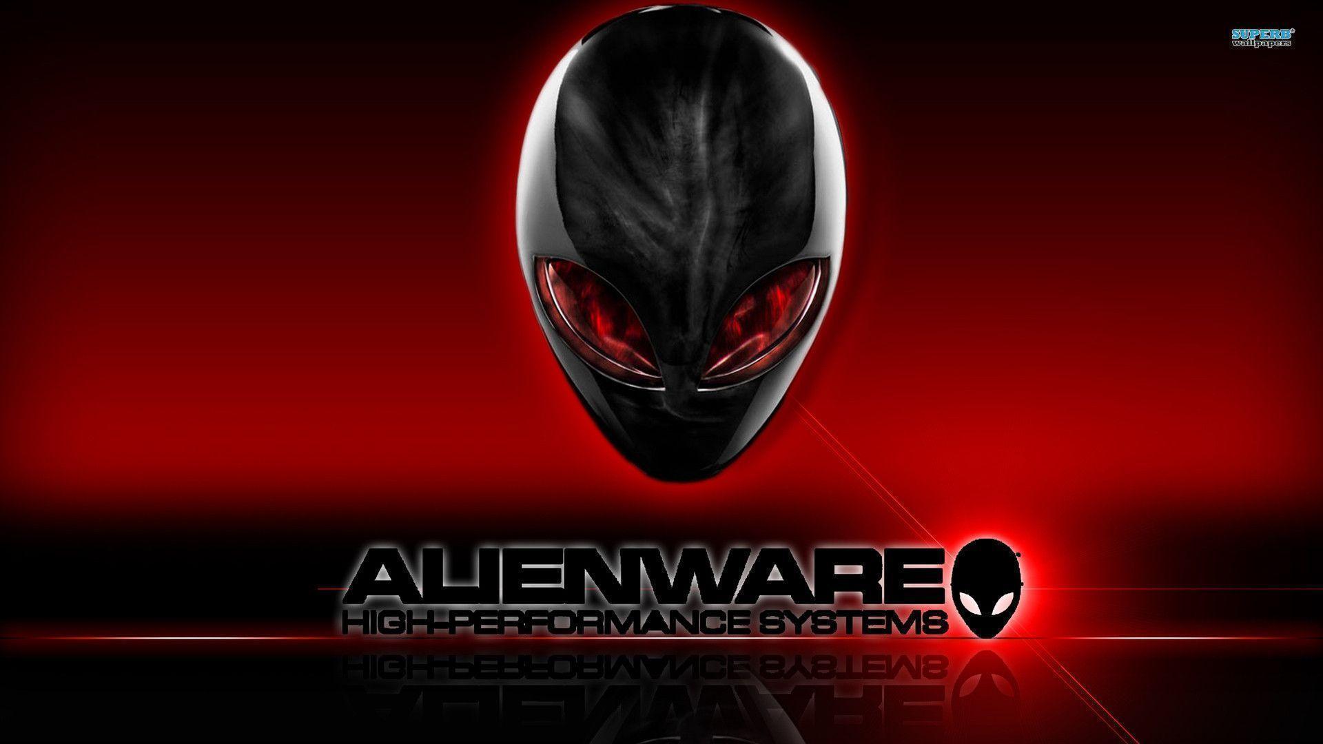 alienware desktop background red - photo #30