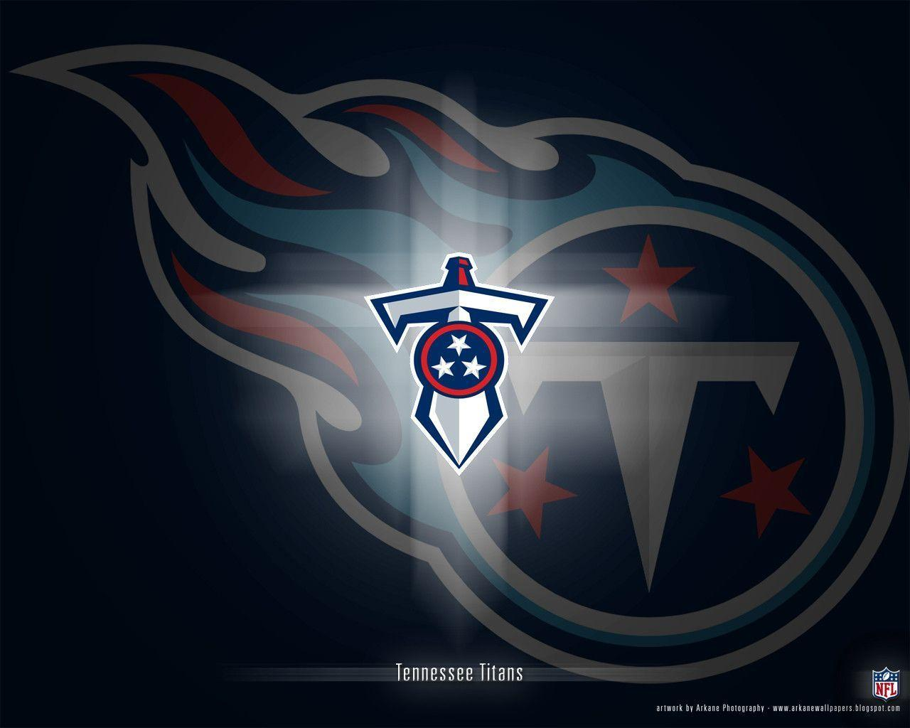 Logo of Tennessee Titans Wallpapers